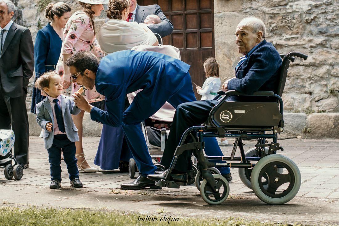 abuelos bodas