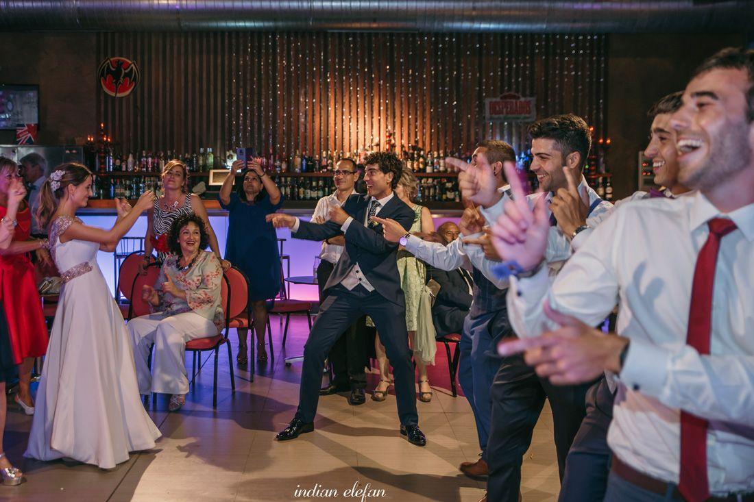 bailes para novios