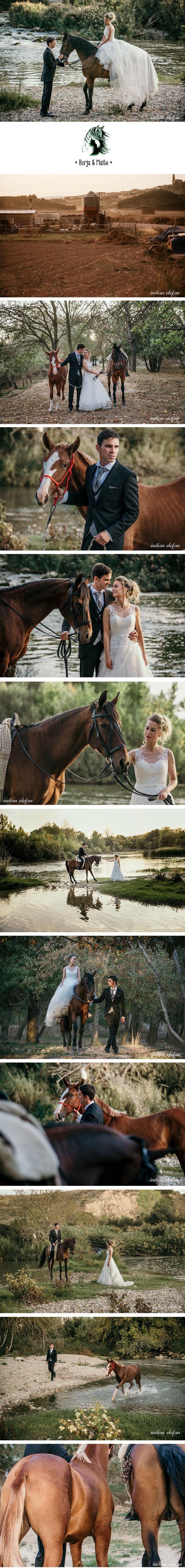 boda caballos pamplona