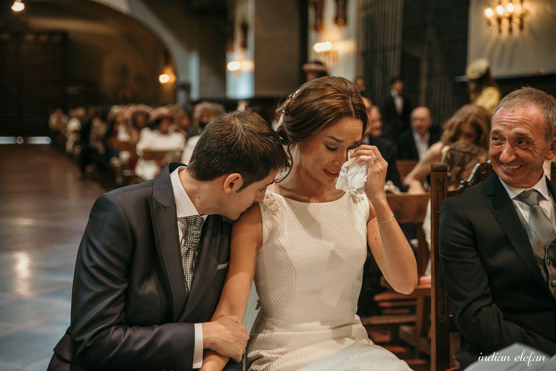 bodas tafalla novia