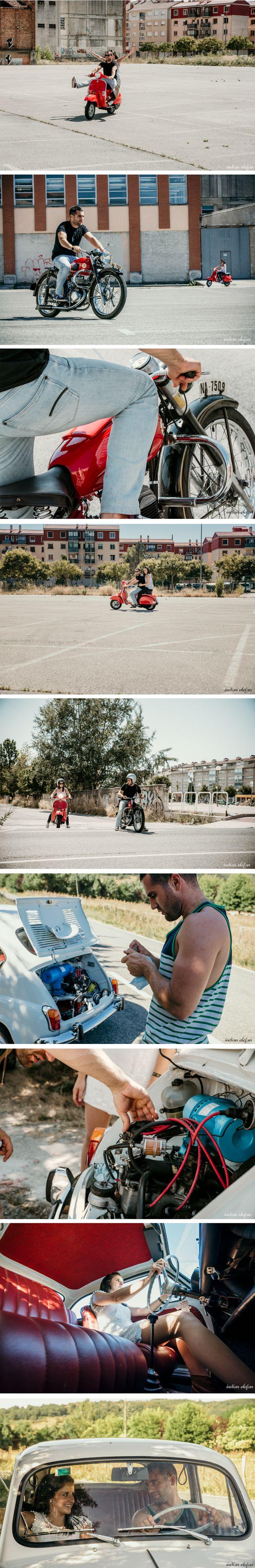 pamplona preboda con motos