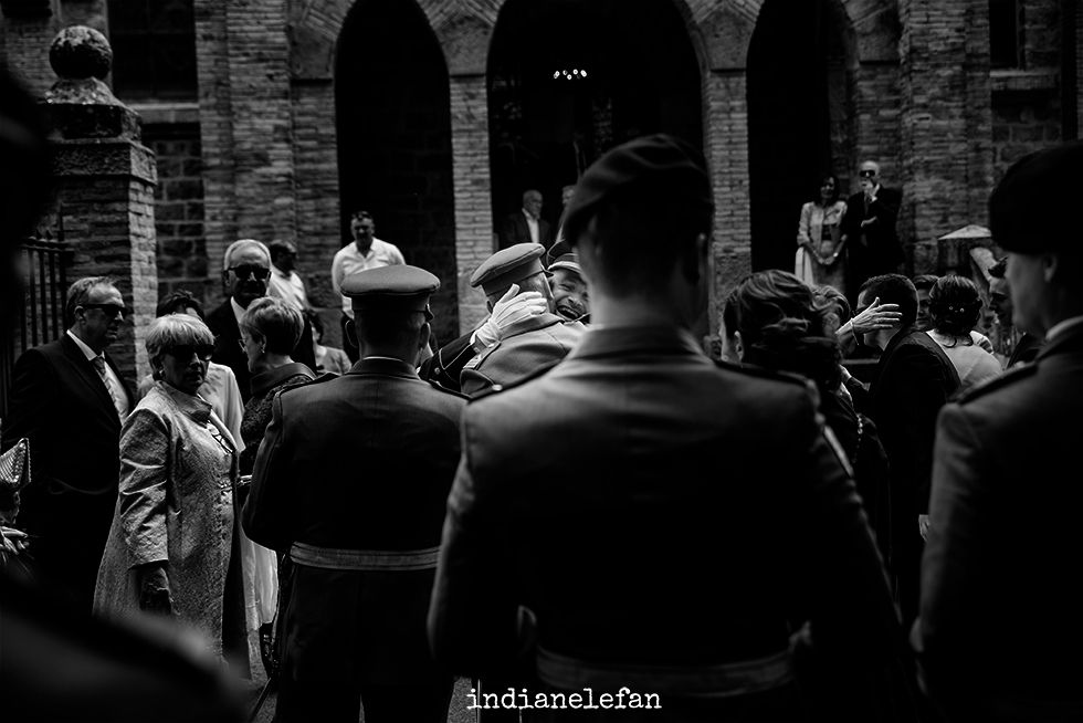 boda militar