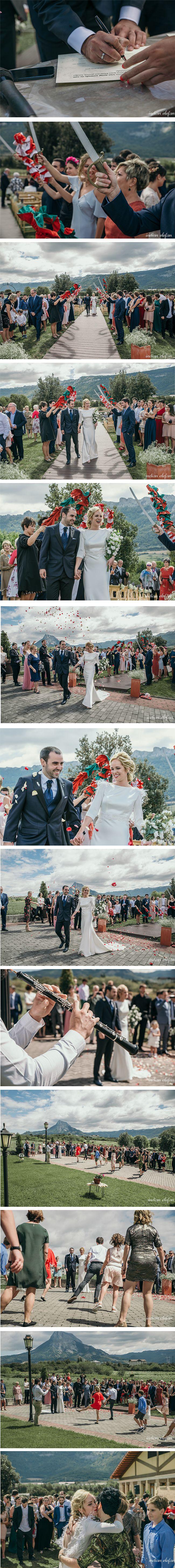 bodas al aire libre navarra