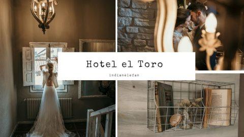 Hotel el toro Pamplona bodas