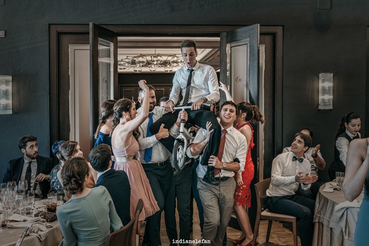 fotógrafo bodas novios pamplona