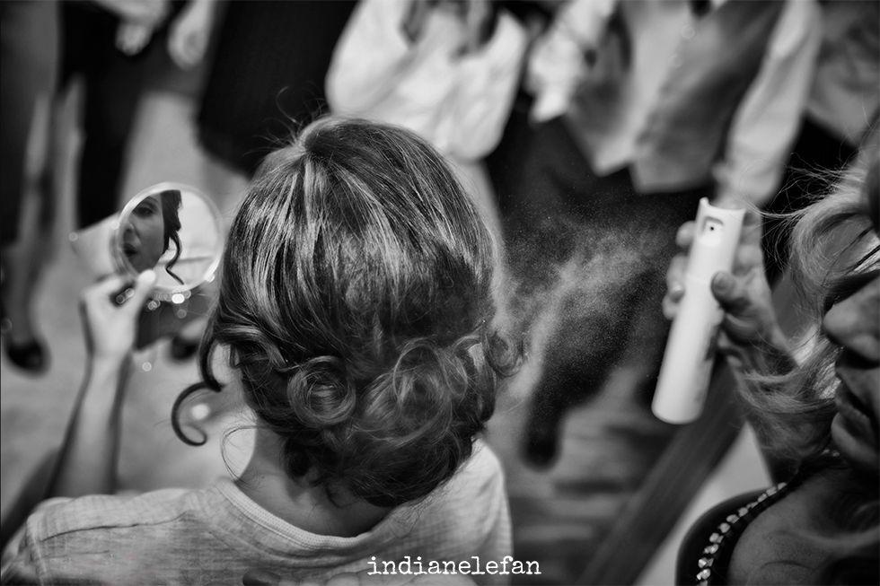 peluquería bodas navarra