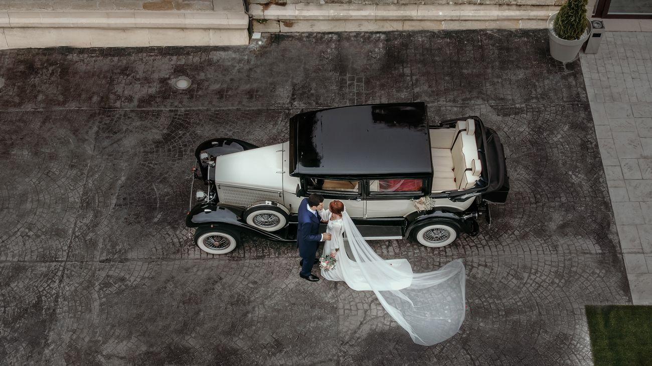 Fotos dron boda Navarra