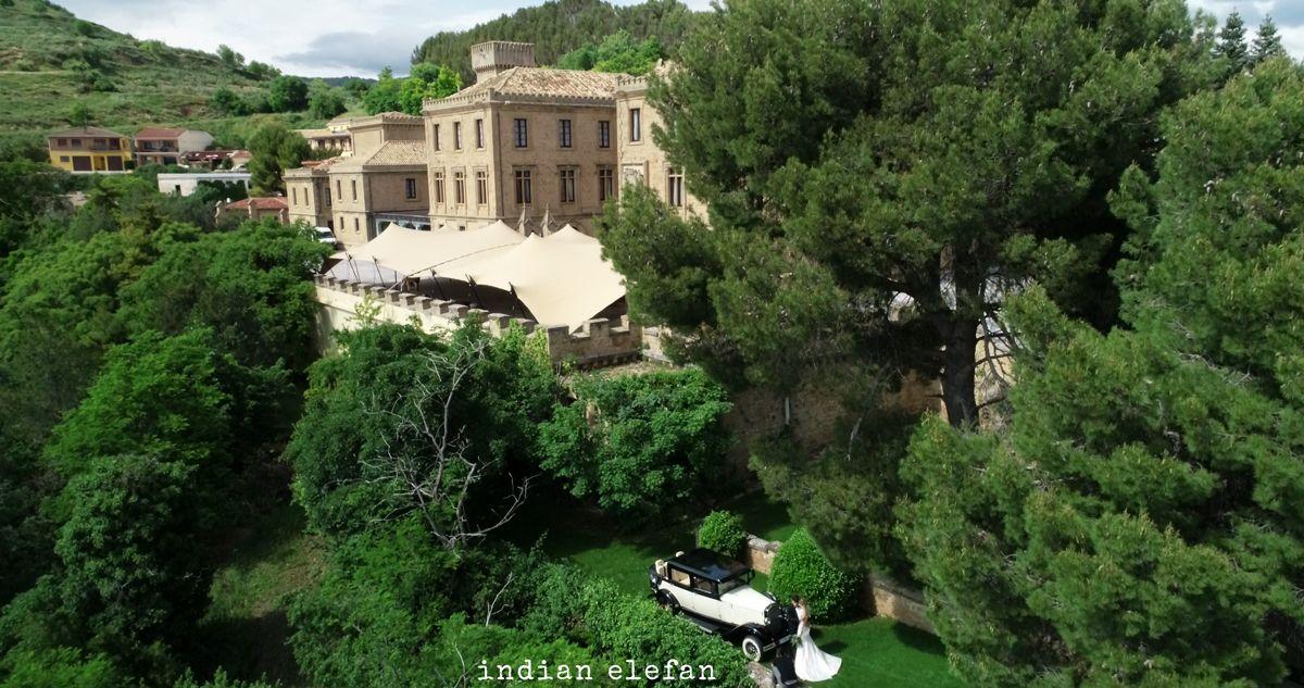 drone bodas Pamplona