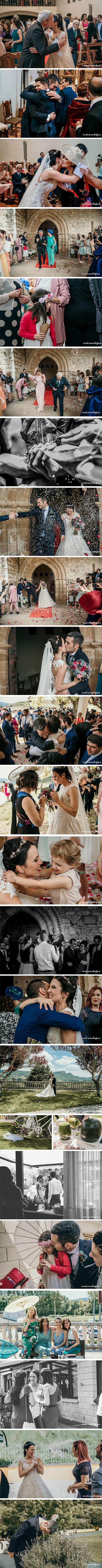 fotografia de bodas en estella