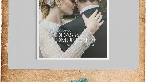Foto portada, en la revista Calle Mayor