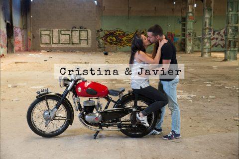 Preboda con motos