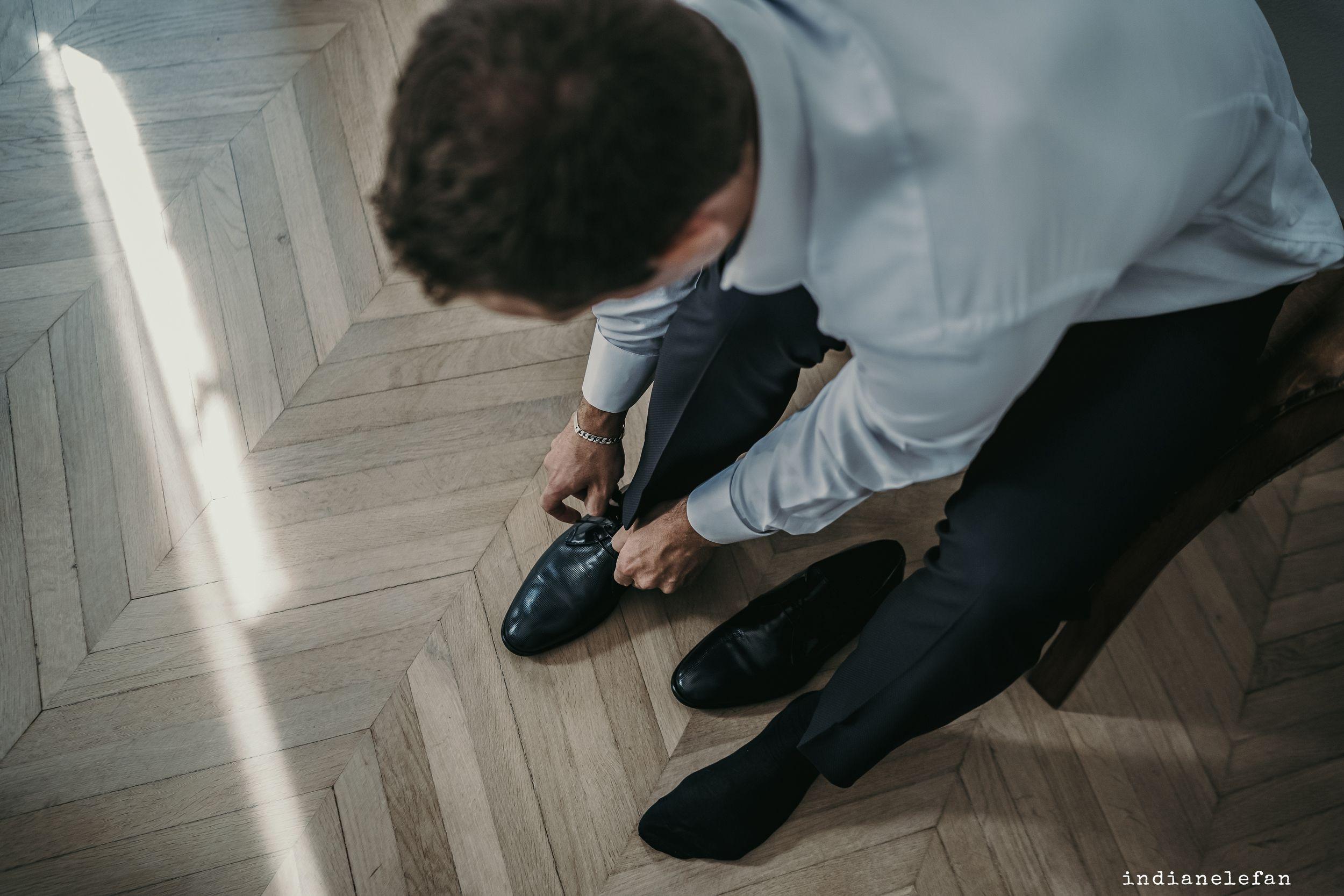 zapatos novio Pamplona