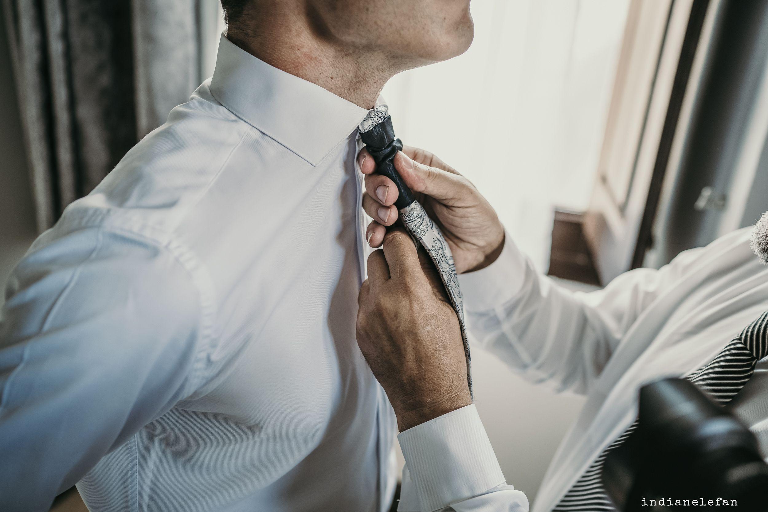 corbatas boda novios