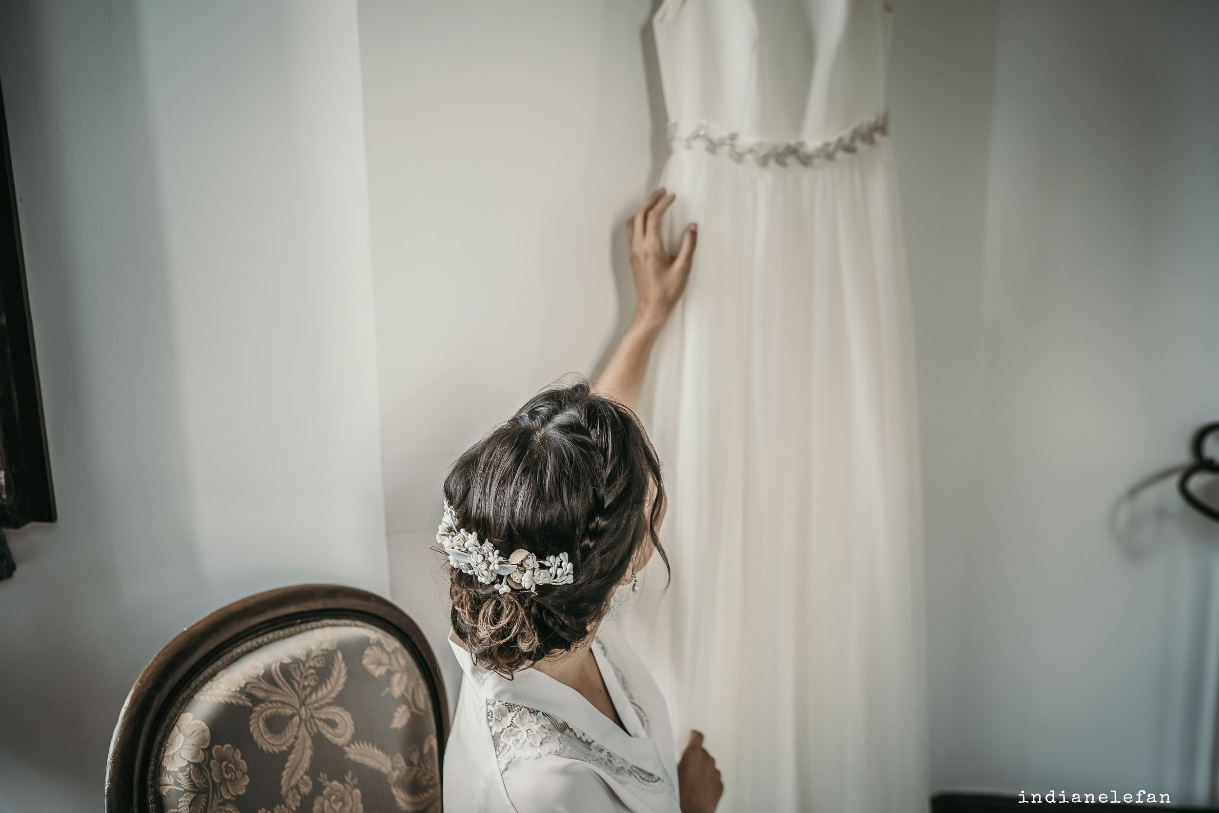 vestidos novia pamplona