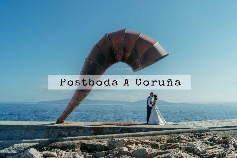 Postboda A Coruña, Galicia